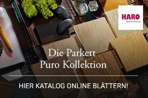HARO Puro Kollektion-Natürliche Oberflächen