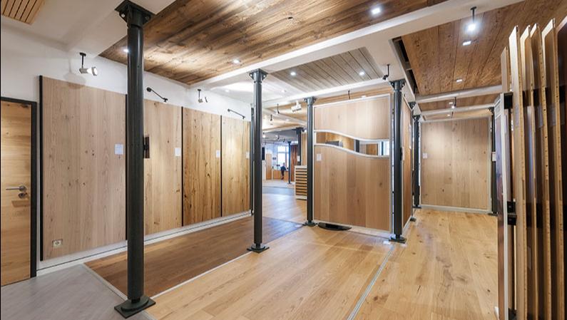 Holz Mayrhofer Beratungszentrum