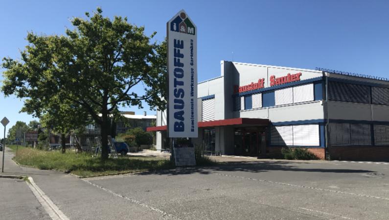 Baustoff Sauter, Max-Stromeyer-Straße 146, 78467 Konstanz