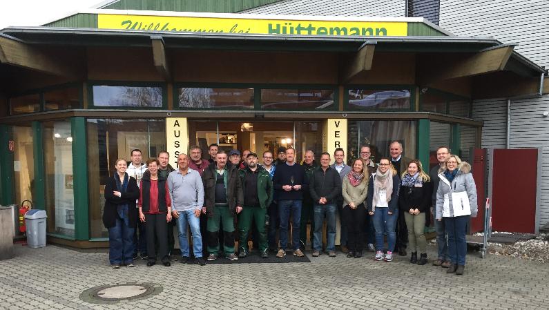 Team Firma Hüttemann Düsseldorf