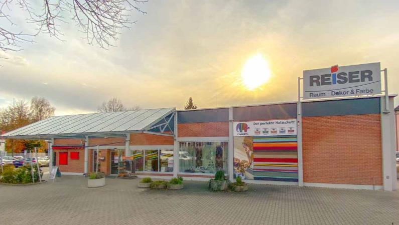Reiser GmbH - Raum Dekor & Farbe in Mainburg