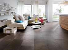 Inspirations – provided by wood. Exclusive Celenio Wood Tile stays on success course.