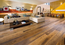 New naturalness - HARO Parquet with natural oil surface finish.