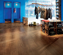Laminate Floor from the Parquet Specialist Trading up HARO Tritty 250 in the highest performance class