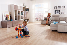 New from HARO: The World's Quietest Laminate Floor - The
