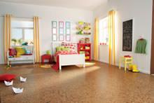 HARO Neuheiten 2011: Design mit Vernunft - Wohngesund und attraktive Optik: HARO Korkböden verbinden das Beste aus zwei Welten