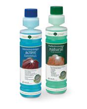Geöltes Parkett endlich pflegeleicht - Clean & green aqua oil: die Schönheitskur für geölte Flächen
