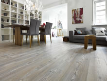 Design Floor for Healthy Living - New plank look with added resilience and easy care