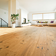 With the Charm of Bygone Times - Plank 1-Strip parquet in retro look