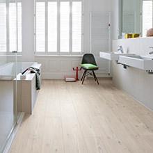 HARO Designboden Neuheiten 2015 - Gelebte Nachhaltigkeit hat Erfolg - Disano by HARO jetzt neu in einer wasserfesten Variante und mit neuen Dekoren
