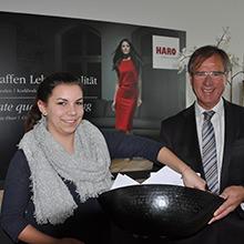 HARO Herbstaktion 2015 - Glückliche Gewinner der  HARO-Herbstaktion 2015
