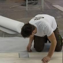HARO Boden für Flüchtlings-Projekt Ute Bock