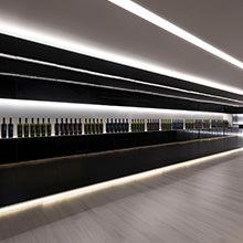 Vegamar Wine Shop Valencia – Edles Design, edle Weine und ein edler Laminatboden von HARO
