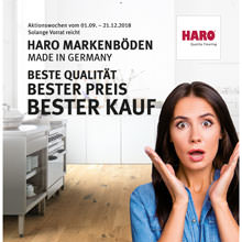 HARO Herbstaktion 2018