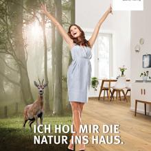 Ich hol` mir die Natur ins Haus